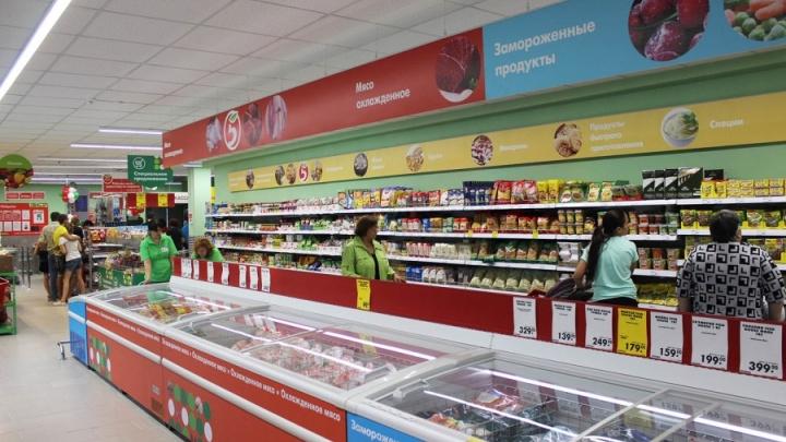Магазины сети «Пятёрочка» появились на карте Красноярска