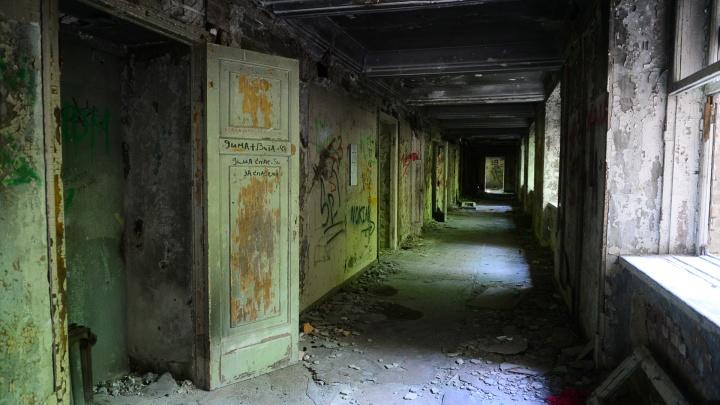 На восстановление заброшенной больницы в Зеленой Роще уйдет 1,5 миллиарда рублей