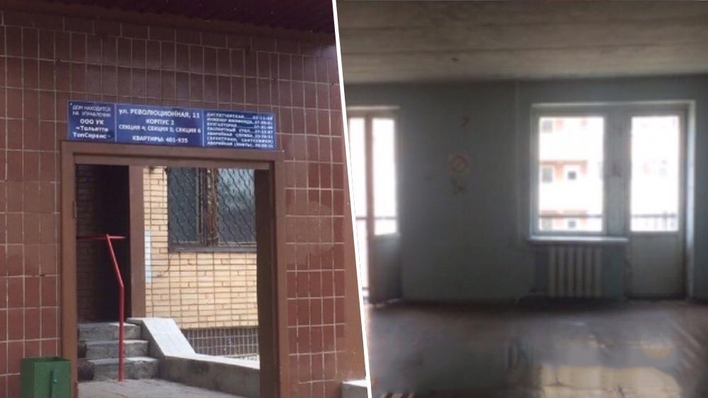 Трагедия произошла в фойе одного из общежитий Автозаводского района