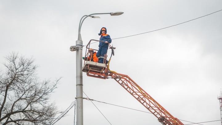 В Ростове сотни жителей ЗЖМ и Левенцовки останутся без света на следующей неделе