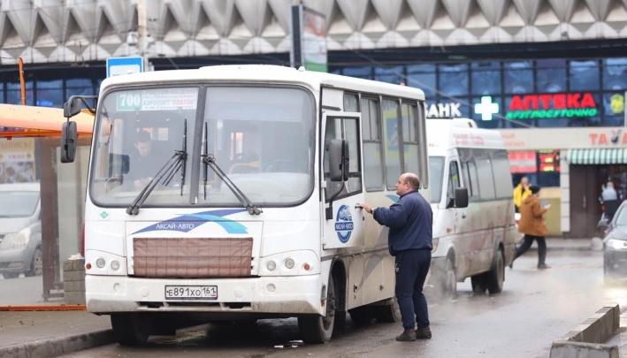 Оплатить поездку на автобусе в Платов теперь можно транспортной картой