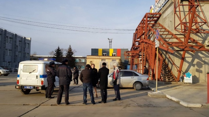 Из-за звонка о бомбе в Челябинске эвакуировали агентство недвижимости