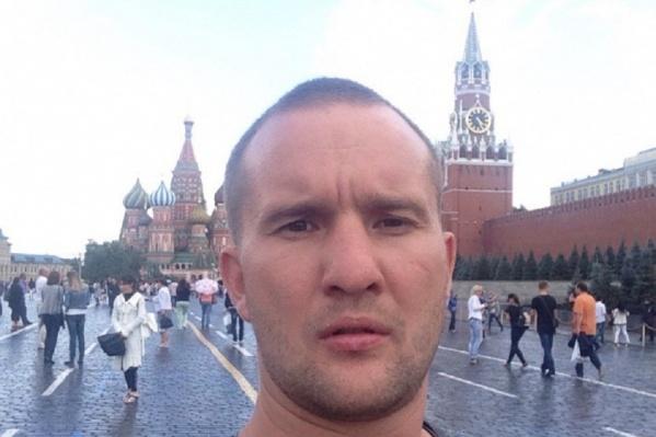 Дмитрий Ушаков раньше любил гулять по Красной площади