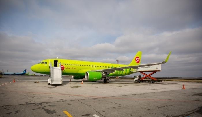 Рейс из Сочи в Новосибирск задержали на 7 часов