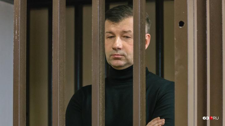 Бывший замначальника управления Росгвардии Дмитрий Сазонов потребовал сменить судью