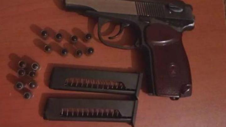 Сделал сам: в Башкирии полицейские поймали Кулибина, который смастерил огнестрельный пистолет