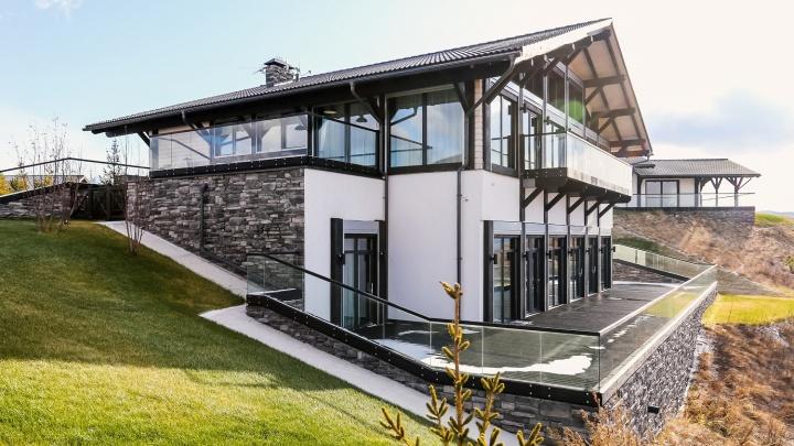 В альпийской деревне «Шамони» сдали в эксплуатацию резиденцию «Монблан»