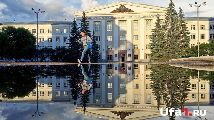 В Башкирию возвращаются дожди и прохладная погода