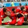 Первый матч ЧМ-2018 на «Волгоград Арене»: Англия вырвала победу 2:1