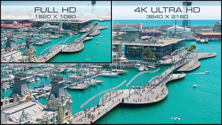 В Архангельск пришло телевидение нового поколения — Ultra HD (4К)