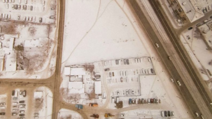Два пустыря в центре Челябинска собрались превратить в скверы