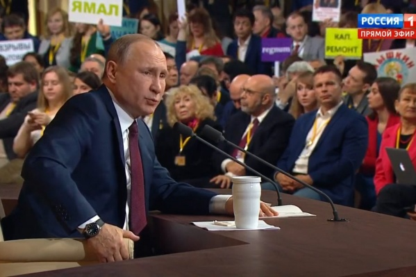 Президент не дал особой надежды сибирякам на 2-процентную ипотеку