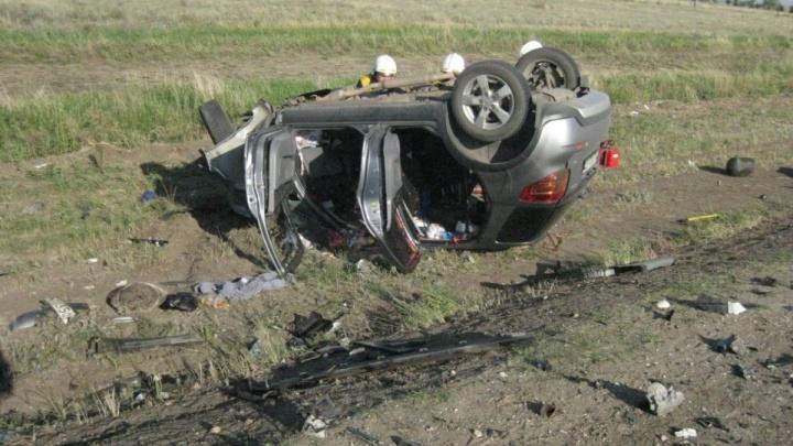 Ехали с дочерьми: в страшной аварии под Волгоградом погибли подруги из Челябинской области