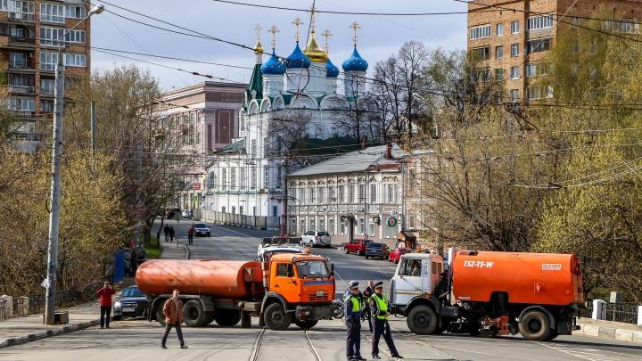 Ещё больше перекрытий: рассказываем, куда в Нижнем Новгороде лучше не соваться на машине 9 Мая