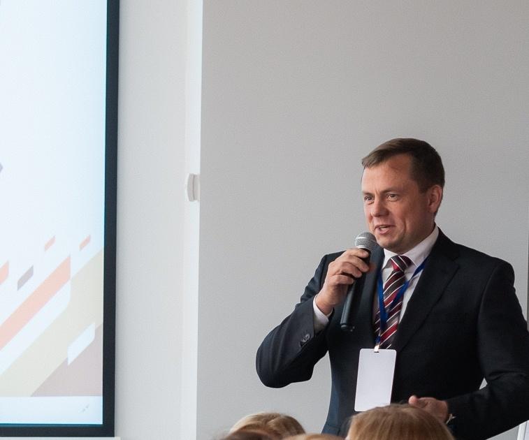 Валерий Пиличев, заместитель директора Свердловского областного фонда поддержки предпринимательства