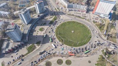 Названа цена двухуровневой развязки на Предмостной площади