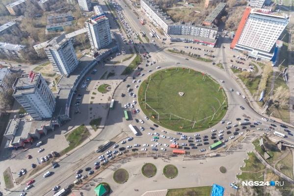 Проект развязки хотят реализовать по программе «Безопасные и качественные дороги»
