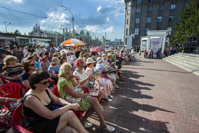 Цикл концертов на ступенях Дома Ленина завершится гала-концертом 24 июня — в День города