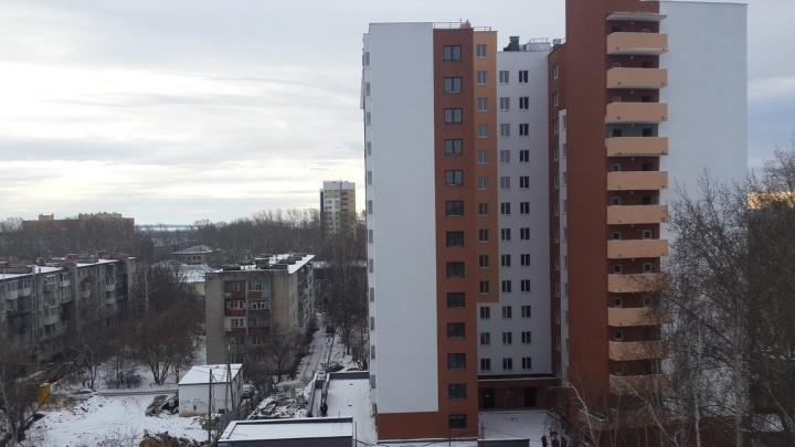 В Екатеринбурге газовики отказались принимать новый дом из-за отопительных котлов в каждой квартире