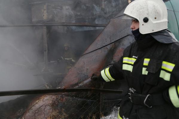 Приехавшие специалисты спасли жительницу города от погибели