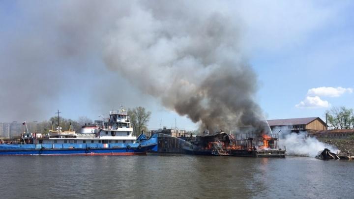 Следователи рассказали о причинах смертельного пожара на Сухой Самарке