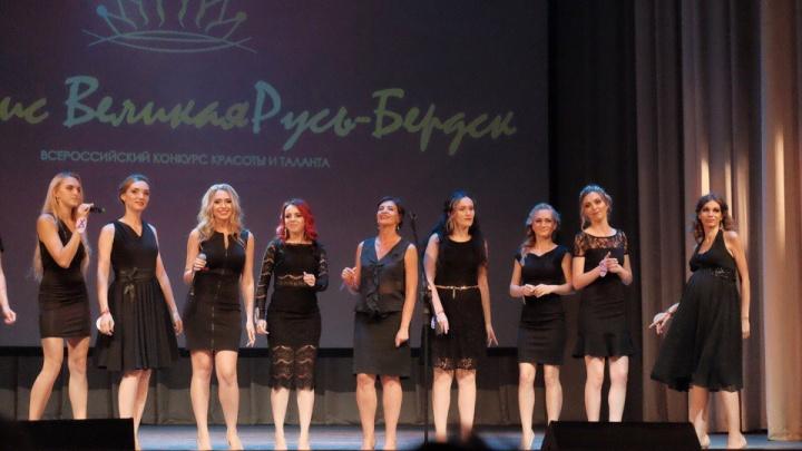 Рыжая девушка поедет в Санкт-Петербург за титулом «Миссис Великая Русь»
