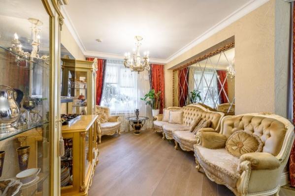 Эту шикарную квартиру продают за 19 миллионов