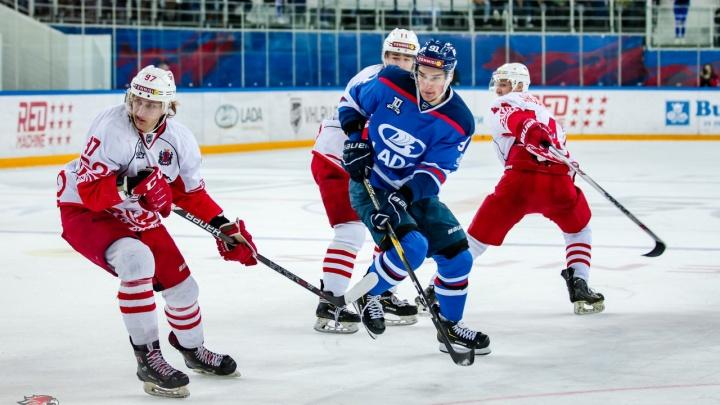 ХК «Ростов» переехала «Лада»: ростовские хоккеисты завершили гостевую серию игр