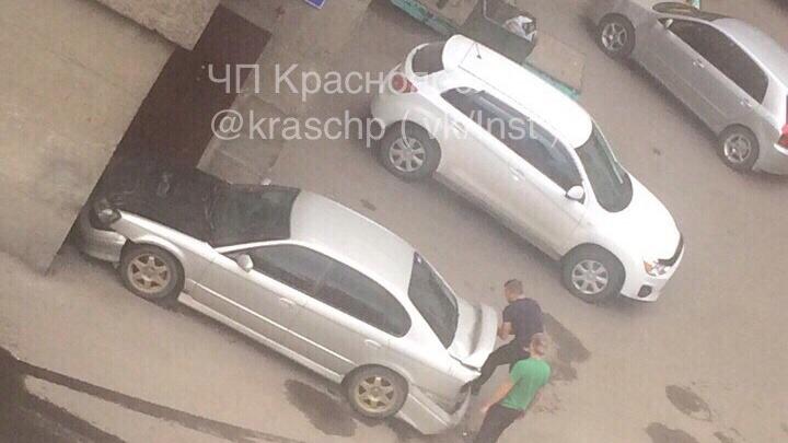На Воронова водители инсценировали аварию ради страховки