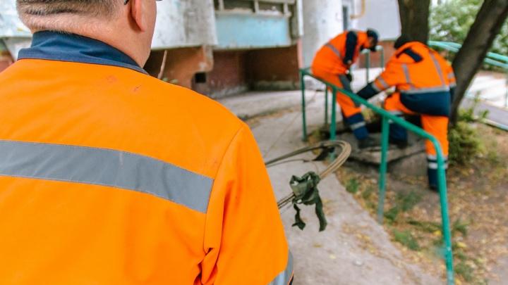 «Стоп, унитаз!»: в Самаре 152 должникам за воду перекрыли канализацию