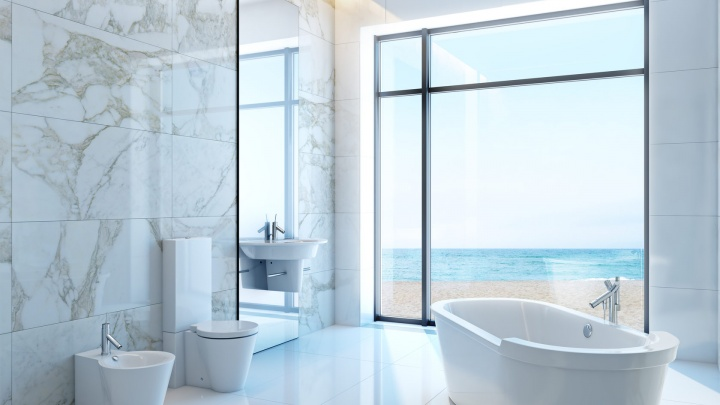 Королевская ванная: нехитрые советы по обустройству красивого санузла