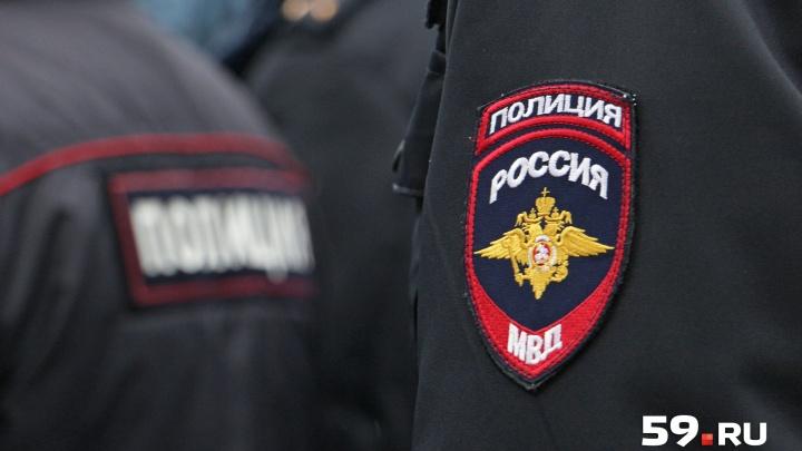 В Перми поймали опасного грабителя, который напал на мужчину с ножом