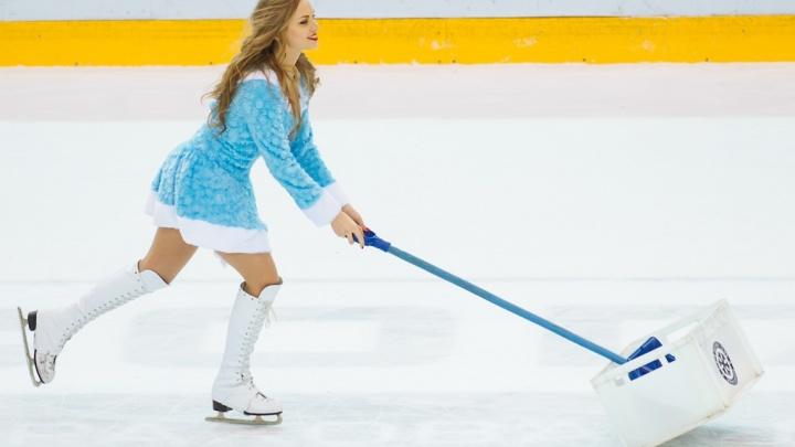 «Запустить бабочку» и «попасть в домик»: тест НГС ко Дню российского хоккея