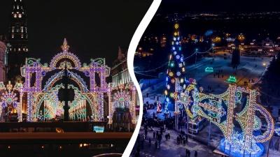 Уфа vs Казань: будет ли плакать мэр соседей после новогоднего украшения столицы Башкирии?