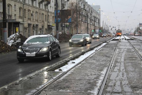 Ремонт этого участка улицы Уральской — это продолжение капитального ремонта Северной дамбы