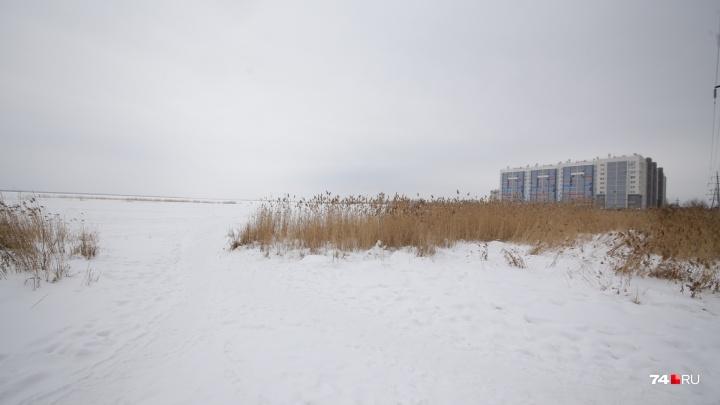 «Палм-Бич Ленинского района»: набережная озера Смолино получит вторую жизнь