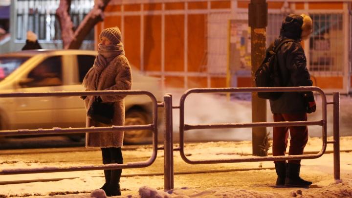 Сорванные утренники и новые жертвы холода: Челябинск третий день подряд не отпускают морозы