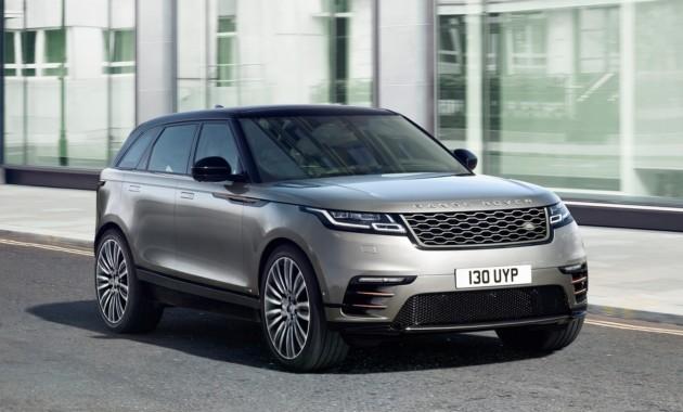 Новый Range Rover Velar: объявлены цены