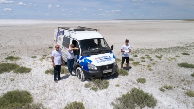 200 км по бездорожью: волгоградцы вывезли тяжелый маршрут, на который не решились бы и профессионалы