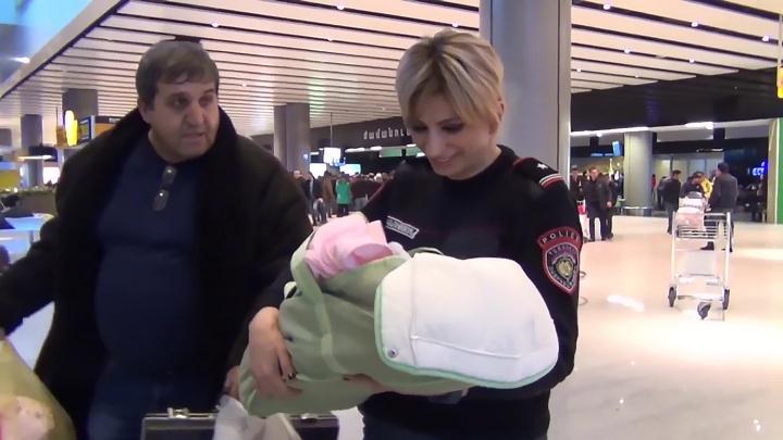 Родила и отказалась: трехмесячную девочку увезли из Новосибирска в Армению