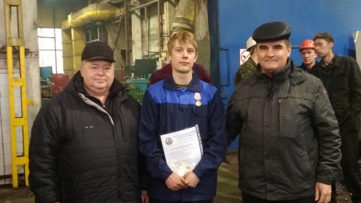 Ярославца, который вывез подростков из зоны ЧС в Краснодарском крае, наградили медалью