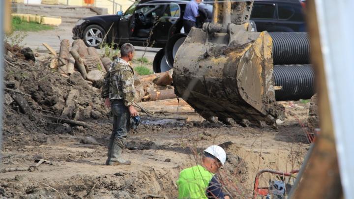 Две улицы в Архангельске будут закрыты для автомобилей до сентября