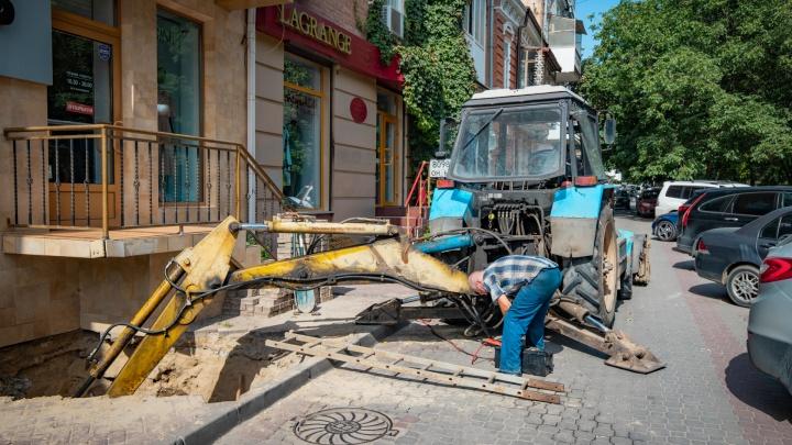 В Пролетарском районе Ростова отключат воду