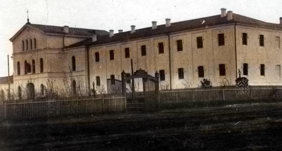 За сто лет до ЧМ: как сбегали преступники из тюрьмы напротив Центрального стадиона
