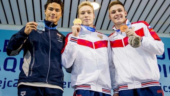 Новосибирские пловцы взяли золото на первенстве Европы в Финляндии