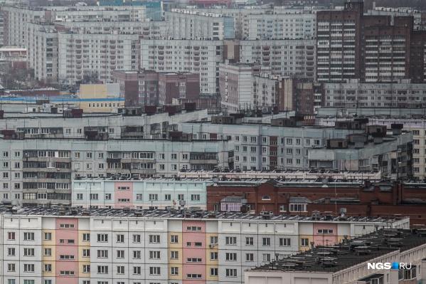 Новосибирцы всё чаще покупают залоговые квартиры в ипотеку