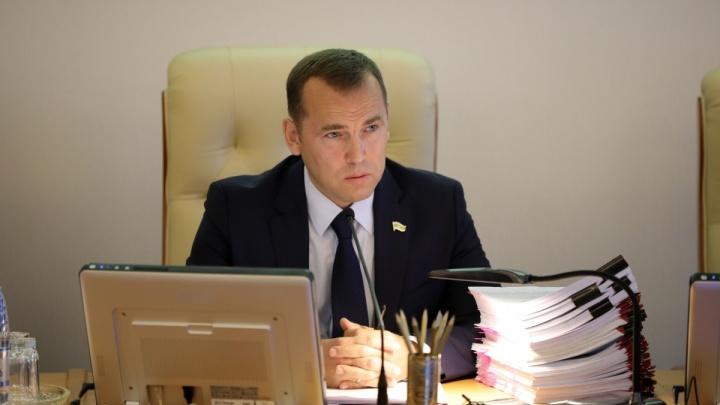 «Прошу обращаться по реальным вопросам»: Вадим Шумков решил общаться с курганцами через соцсети