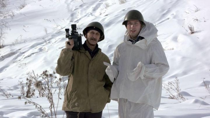Новосибирцы восстановили уникальную кинокамеру военных лет и сняли на неё фильм