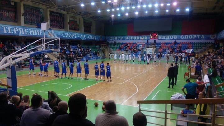 Баскетбол: БК «Новосибирск» проиграл «Самаре»в матче Суперлиги, прервав свою серию побед