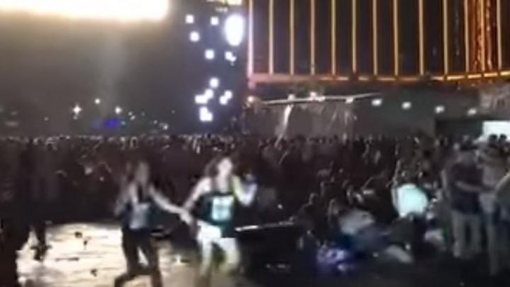 50 убито, 200 ранено: в Лас-Вегасе на музыкальном фестивале пенсионер открыл стрельбу по толпе